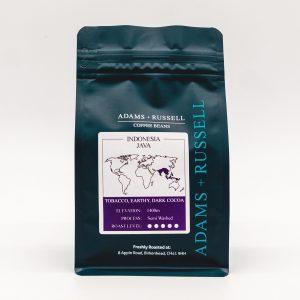 Indonesia Java Coffee