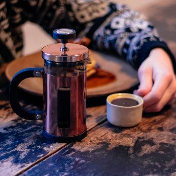 Setting up a coffee shop thumb